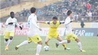 CẬP NHẬT bảng xếp hạng V-League: SLNA đe dọa vị trí thứ 3 của Hải Phòng