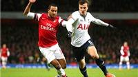 Tottenham - Arsenal: Ở Bắc London, Arsenal vẫn là 'ngoáo ộp'!