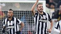 Juventus 3 -1 Milan: Đánh bại Milan, Juve xây chắc ngôi đầu