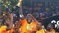 Bờ Biển Ngà đăng quang tại CAN 2015: Nhà vua đã có ngai