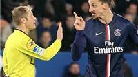 Ibrahimovic: Tuổi già, sức xuống, hay cáu giận