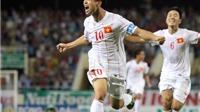 CHÍNH THỨC: 9 cầu thủ HAGL được gọi tập trung đội tuyển U23 Việt Nam