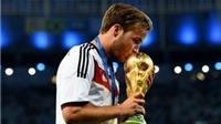 Mario Goetze: Tiến bộ nhờ Pep Guardiola và vô địch World Cup