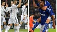 02h45 ngày 19/2, Schalke 04 - Real Madrid: Không thể 'đánh tennis'