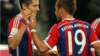 Bayern Munich vẫn muốn 'hút máu' Dortmund