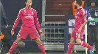 Schalke 0-2 Real Madrid: Ronaldo tỏa sáng, Marcelo lập 'siêu phẩm'