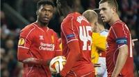 Liverpool: Gerrard mắng Balotelli 'THIẾU TÔN TRỌNG' đồng đội Henderson