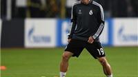 Luka Modric trở lại luyện tập sau 3 tháng dưỡng thương