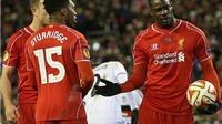 Liverpool: Tranh đá penalty với đồng đội là... thói quen của Mario Balotelli