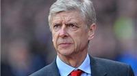 Wenger thừa nhận Arsenal đã may mắn khi thắng Crystal Palace