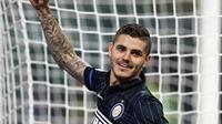Mauro Icardi sắp ký hợp đồng mới với Inter