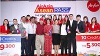Bay khắp Đông Nam Á chỉ với tấm thẻ AirAsia Asean Pass giá 160 USD