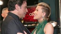 Scarlett Johansson giải thích về vụ 'sờ soạng' của John Travolta