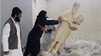 Phiến quân Hồi giáo phá tượng cổ 3.000 năm tuổi ở Iraq