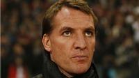 Brendan Rodgers: 'Lọt vào Top 4 năm nay còn hơn đứng thứ 2 năm ngoái'