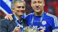 Jose Mourinho thực sự đã giúp John Terry hồi sinh