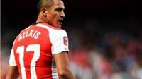 Điều gì đã khiến Alexis Sanchez 'tịt ngòi' 7 trận liên tiếp?