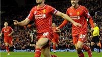Liverpool 2-0 Burnley: Henderson và Sturridge ghi bàn, 'The Kop' tiếp tục bám đuổi Man United