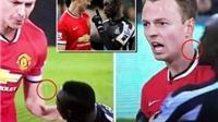 Man United: Nhổ nước bọt vào đối thủ, Jonny Evans chờ án phạt nặng