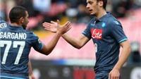 Chuyển nhượng mùa Đông Serie A: Salah, Gabbiadini hay nhất