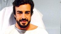Fernando Alonso mất trí nhớ, nghĩ mình mới 13 tuổi
