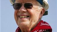 Cựu Tổng thống Mỹ Jimmy Carter xuất bản hồi ký