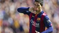 Luis Enrique hết lời khen ngợi sự ăn ý của cặp Messi-Suarez