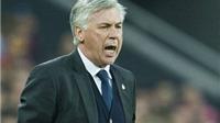 Carlo Ancelotti: 'Vấn đề của Real là cả tập thể, không phải BBC'