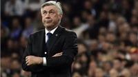 Carlo Ancelotti: 'Real xứng đáng bị la ó nhưng tôi không lo mất việc'
