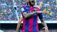 Dani Alves nổi giận, chửi thề trước tin đồn chạy đến PSG