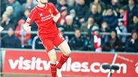 Liverpool hạ Swansea: Chiến thắng là của Henderson