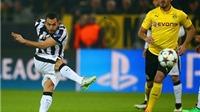 Dortmund 0-3 Juventus (tổng tỉ số 1-5): Tevez tỏa sáng, Juve đại thắng và tiến vào tứ kết