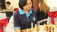 Giải vô địch cờ vua nữ thế giới 2015: Thanh An, Thanh Trang dừng bước ngay vòng 1