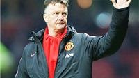 Louis van Gaal: 'Tôi già rồi. Man United là đội cuối cùng tôi dẫn dắt'
