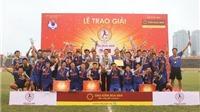 PVF vô địch U19 quốc gia 2015