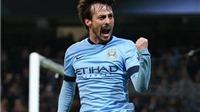 Manchester City 3-0 West Brom: Chiến thắng dễ dàng cho City