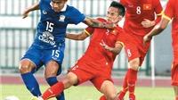 Gạt nỗi lo, U23 Việt Nam sang Malaysia