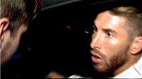 CĐV chặn xe, chửi bới cầu thủ Real Madrid sau trận thua Barca