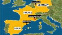 Máy bay Airbus A320 chở 150 người rơi tại Pháp, 'không ai sống sót'