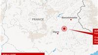 Máy bay A320 rơi tại Pháp: Khu vực máy bay gặp nạn rất hẻo lánh