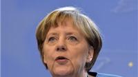 Thủ tướng Angela Merkel 'sốc' vì vụ máy bay Airbus A320 rơi