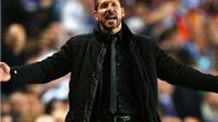 CẬP NHẬT tin tối 24/3: Simeone gắn bó với Atletico. Falcao không muốn ở lại Man United. Zidane theo học Guardiola