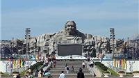 Khánh thành Tượng đài Mẹ Việt Nam Anh hùng tại Quảng Nam