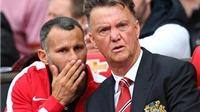 Vì sao Man United của Louis van Gaal tiến bộ rõ nét?