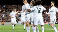 Cristiano Ronaldo có thể bị phạt vì ăn mừng khiêu khích sân Camp Nou
