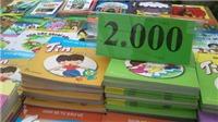 Sách chỉ 2.000 đồng ở Hội sách mùa Xuân 2015