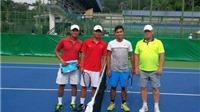 Davis Cup nhóm 3: Tuyển Việt Nam đánh bại Turkmenistan