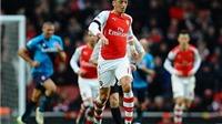 Mesut Oezil: 'Tôi có thể cạnh tranh Quả bóng vàng với Messi và Ronaldo'