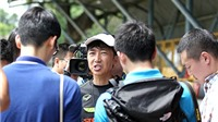 HLV Toshiya Miura: 'Sao phải sợ áp lực?'