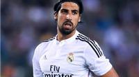 'Sami Khedira là Galactico, là tuyển thủ Đức chứ không phải cầu thủ đội bóng làng'